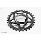 absoluteBLACK Round chainring for Sram GXP cranks